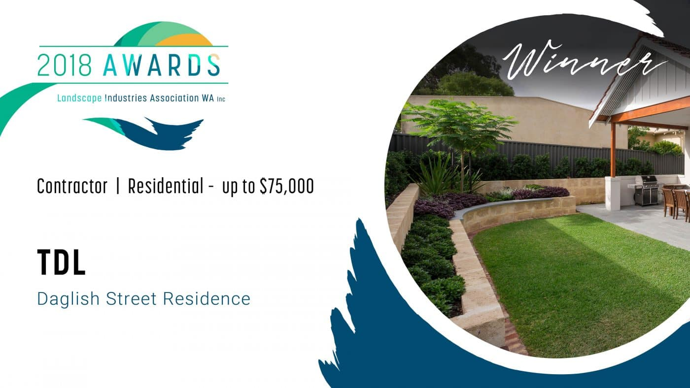 Liawa Awards Of Excellence 2018 Landscape Industry Ociation